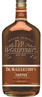 Dr. Mcgillicuddy's Liqueur Intense Coffee 1.00l